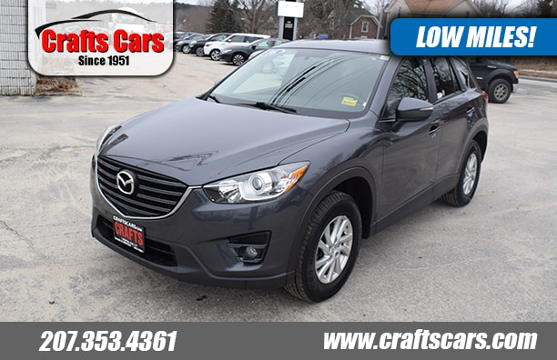 2016 Mazda Mazda CX-5 Touring - Sunroof - Heated Seats SUV