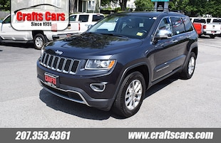 2014 Jeep Grand Cherokee Limited 4x4 - Leather  SUV