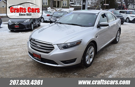 2015 Ford Taurus SEL - Leather - V6 - SHARP! Sedan