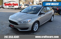 2016 Ford Focus SE - One Owner - 36 MPG Sedan