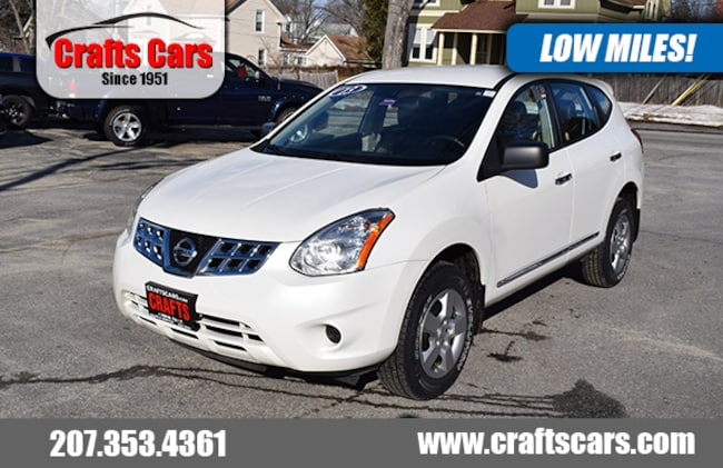 2013 Nissan Rogue S - 28 MPG - Leather SUV