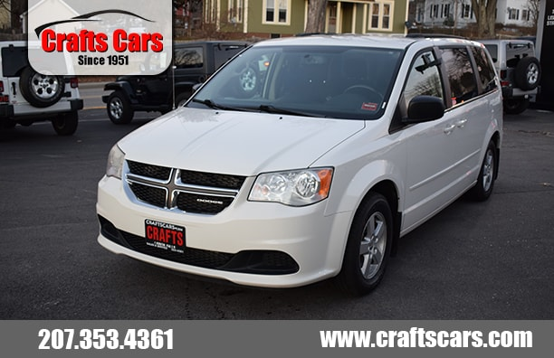 2011 Dodge Grand Caravan Express Van