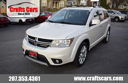 2016 Dodge Journey R/T - AWD - Leather - Sunroof - NAV 4W