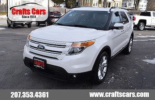 2014 Ford Explorer Limited - Leather - Panoramic - NAV SUV