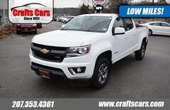 2016 Chevrolet Colorado Z71 Truck Crew Cab