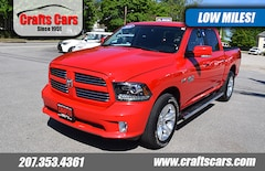2016 Ram 1500 Sport - Leather - Bluetooth Truck Crew Cab