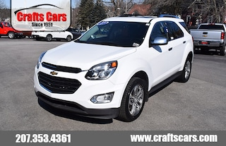 2017 Chevrolet Equinox Premier - Leather - Sunroof - NAV - AWD SUV