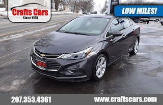 2016 Chevrolet Cruze Premier - 40 MPG - Leather Sedan