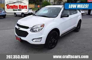 2017 Chevrolet Equinox LT - Leather - AWD - LOW MILES! SUV