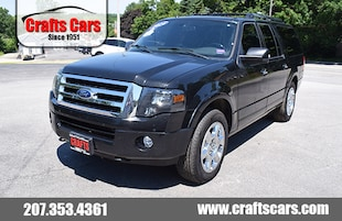 2014 Ford Expedition EL Limited - Leather - Sunroof - NAV SUV