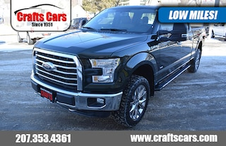 2016 Ford F-150 XLT - EcoBoost  - LOW MILES Truck SuperCrew Cab