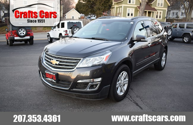 2014 Chevrolet Traverse 2LT - AWD - Bucket Seats - MORE SUV