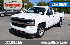 2017 Chevrolet Silverado 1500 4x4 - CLEAN! Truck Regular Cab