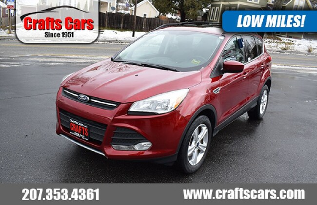 2014 Ford Escape SE - Sunroof - NAV - CLEAN! SUV