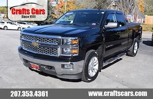 2014 Chevrolet Silverado 1500 LT - 4x4 - CLEAN! Truck Double Cab