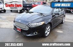 2016 Ford Fusion S - 34 MPG - LOW MILES! Sedan