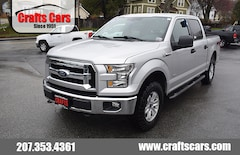2016 Ford F-150 XLT - 365 HP EcoBoost - 4x4 Truck SuperCrew Cab