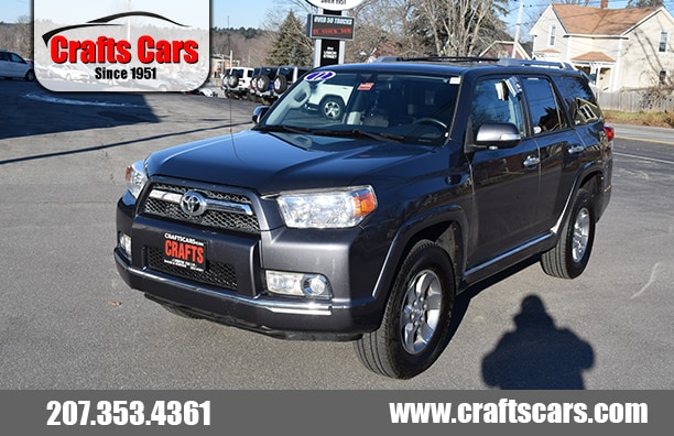 2012 Toyota 4Runner SR5 - 3rd Row - 4x4 - Sunroof SUV