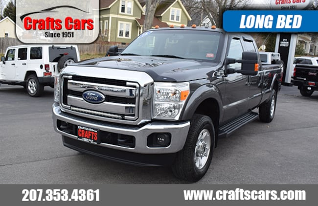 2016 Ford F-250 XLT - 4x4 - LONG BED 8 FOOT Truck Crew Cab
