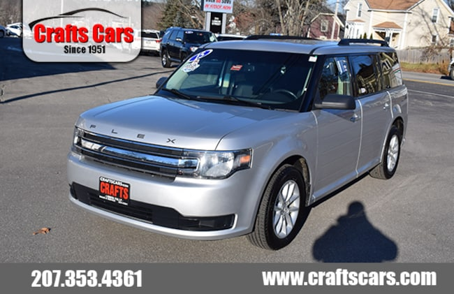 2015 Ford Flex SE - 3rd Row - V6 SUV