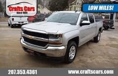 2018 Chevrolet Silverado 1500 LT - 4x4 - LOW MILES! Truck Crew Cab