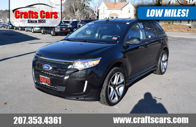 2014 Ford Edge Sport - Leather - AWD - V6 SUV