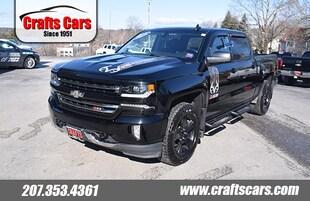 2018 Chevrolet Silverado 1500 REALTREE - LTZ - Leather - MORE Truck Crew Cab