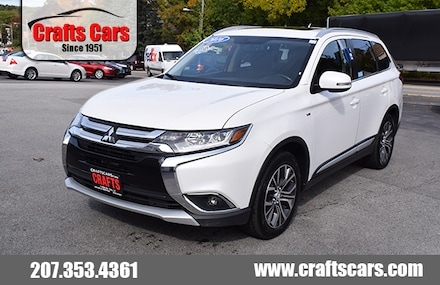 2016 Mitsubishi Outlander GT - Leather - Sunroof - 3rd Row SUV