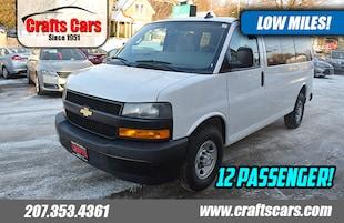 2018 Chevrolet Express 2500 LS - 11 PASSENGER Van Passenger Van