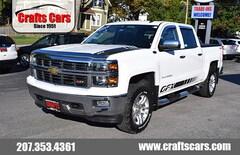 2014 Chevrolet Silverado 1500 LT - V8 - 4x4 - SHARP Truck Crew Cab