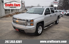 2014 Chevrolet Silverado 1500 LT - 4x4  Truck Crew Cab
