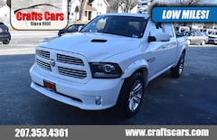 2014 Ram 1500 Sport - Leather - Navigation - Clean! Truck Crew Cab