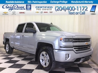 2016 Chevrolet Silverado 1500 * Crew Cab 4x4 LTZ Plus * Local Trade * Heated & V Pickup