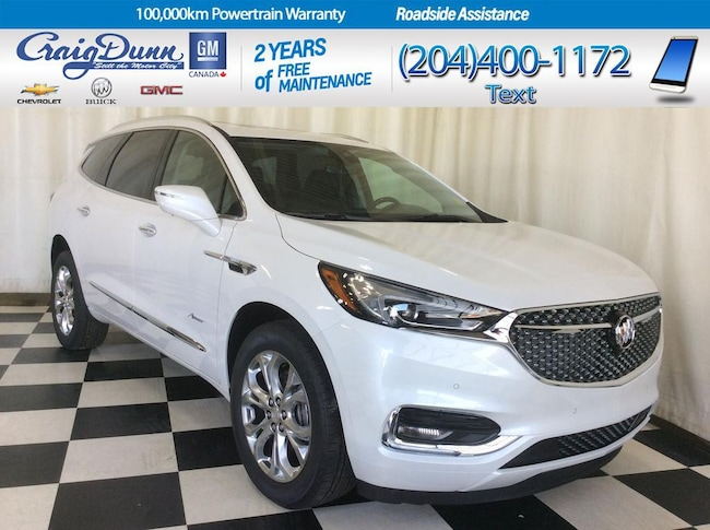 2020 Buick Enclave * Avenir AWD * Navigation * Vented Front Seats * SUV