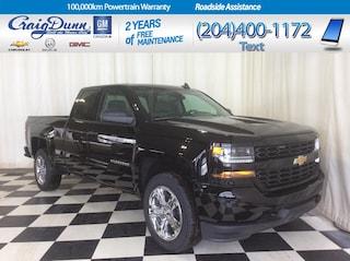 2019 Chevrolet Silverado 1500 LD * Custom Double Cab 4x4 * Rear Camera * 20 Chrome Truck Double Cab