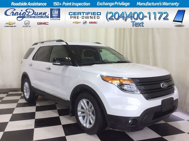 2014 Ford Explorer * XLT 4x4 * Dual Panel Sunroof * Leather Seating * Sport Utility