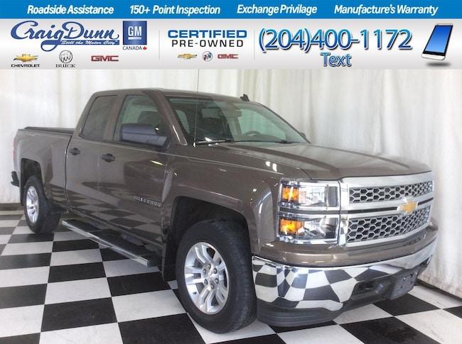 2014 Chevrolet Silverado 1500 * LT Double Cab 4x4 * Remote Start * Local Truck * Pickup