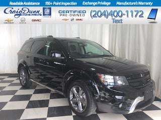 2017 Dodge Journey * Crossroads FWD * Rear Park Assist * Sunroof * Sport Utility