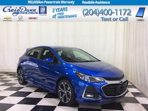 2019 Chevrolet Cruze * LT Hatch Automatic * True North Edition * Rear P
