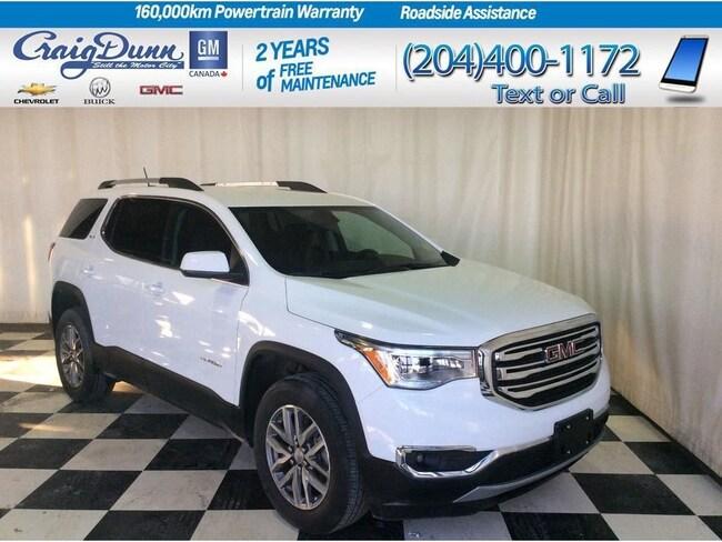 2018 GMC Acadia * SLE-2 AWD * Power Liftgate * Remote Start * Demo SUV