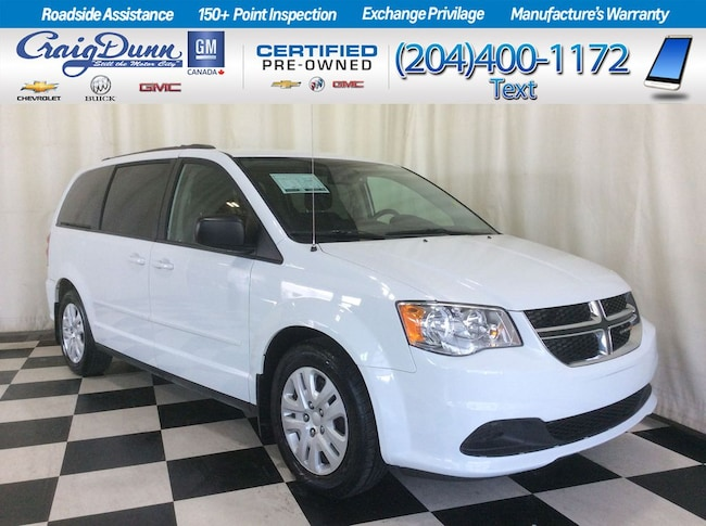 2014 Dodge Grand Caravan * SXT * Bluetooth * Remote Entry * Mini-Van Passenger