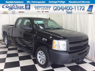 2011 Chevrolet Silverado 1500 WT EXT * Bluetooth * 1 Owner  * 2WD * Pickup
