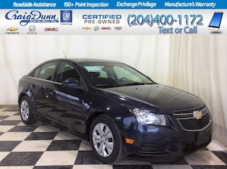 2014 Chevrolet Cruze * LT Sedan * Local Trade * Remote Start * Car
