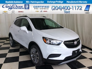 2018 Buick Encore * CX * Backup Camera * Bluetooth * Sport Utility