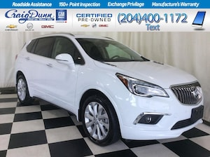 2017 Buick Envision * Premium I AWD * Power Moonroof * Heated Leather