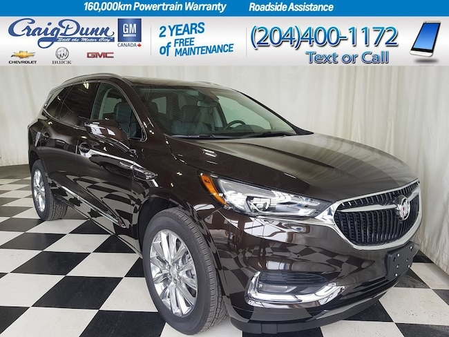 2018 Buick Enclave * Premium AWD * Surround Vision * Ventilated Front Sport Utility