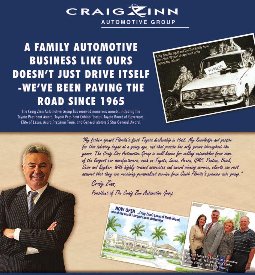 Craig Zinn Automotive Group