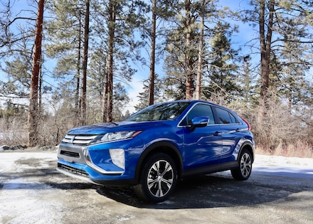 2020 Mitsubishi Eclipse Cross ES AWD SUV