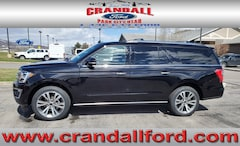 New 2020 Ford Expedition Max Limited SUV for sale in Park City, UT