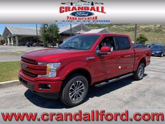 New 2020 Ford F-150 Lariat Truck SuperCrew Cab for sale in Park City, UT
